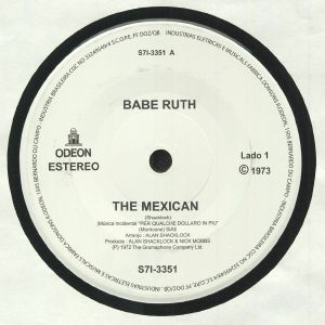 BABE RUTH - The Mexican (reissue)