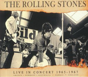 ROLLING STONES, The - Live In Concert 1965-1967