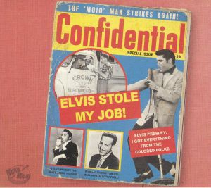 VARIOUS - Elvis Stole My Job