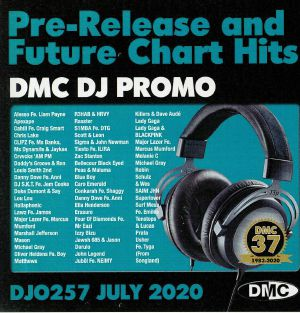 VARIOUS - DMC DJ Promo July 2020: Pre Release & Future Chart Hits (Strictly DJ Only)
