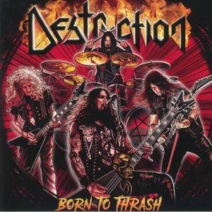 DESTRUCTION - Born To Thrash: Live in Germany