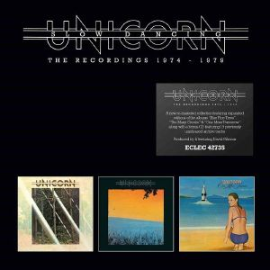 UNICORN - Slow Dancing: The Recordings 1974-1979 (Expanded Edition) (remastered)