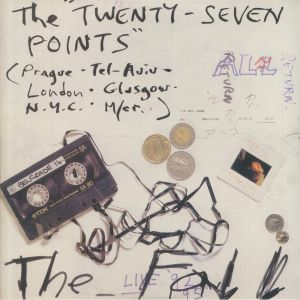 FALL, The - The Twenty Seven Points: Live 92-95