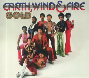 EARTH WIND & FIRE - Gold