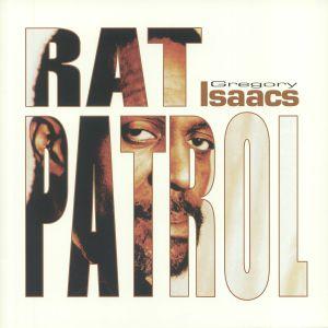 ISAACS, Gregory - Rat Patrol (reissue)