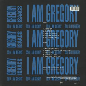 ISAACS, Gregory - I Am Gregory (reissue)