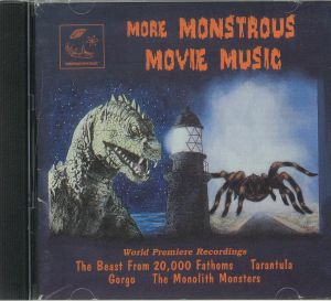 VARIOUS - More Monstrous Movie Music