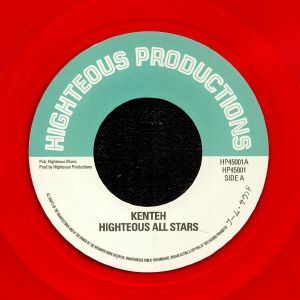 HIGHTEOUS ALL STARS - Kenteh