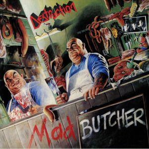 DESTRUCTION - Mad Butcher (reissue)