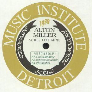 MILLER, Alton - Souls Like Mine