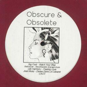 OBSCURE & OBSOLETE - V3: Feeling Love