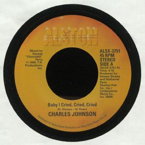 JOHNSON, Charles - Baby I Cried Cried Cried