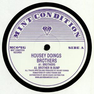 HOUSEY DOINGS - Brothers
