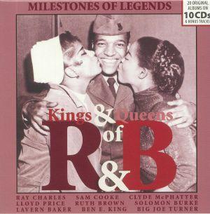 VARIOUS - Kings & Queens Of Rhythm & Blues