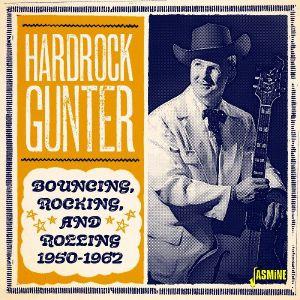 HARDROCK GUNTER - Bouncing Rocking & Rolling 1950-1962