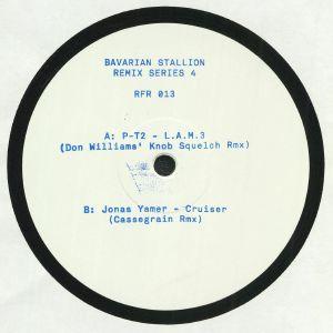P T2/JONAS YAMER - Bavarian Stallion Remix Series 4