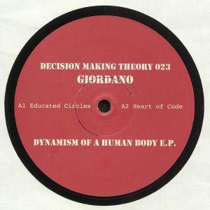 GIORDANO - Dynamism Of A Human Body EP