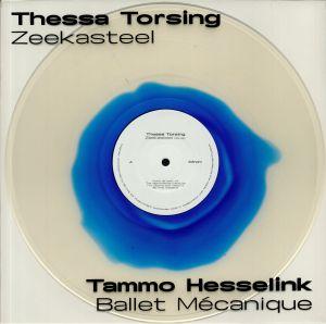 TORSING, Thessa/TAMMO HESSELINK - Zeekasteel