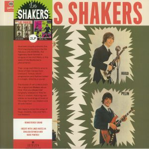 LOS SHAKERS - Los Shakers/Break It All (remastered)