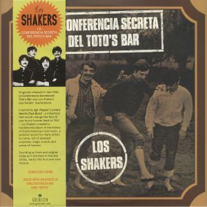 LOS SHAKERS - La Conferencia Secreta Del Toto's Bar (remastered)