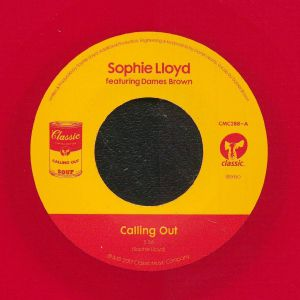 LLOYD, Sophie feat DAMES BROWN - Calling Out (reissue)