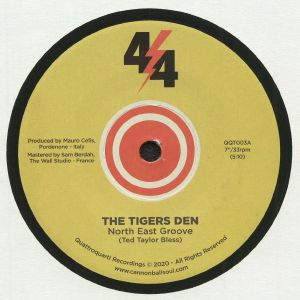 TIGERS DEN, The - North East Groove
