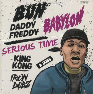 DADDY FREDDY/IRON DUBZ/KING KONG - Bun Babylon