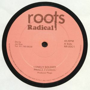 PRINCE EVEROLL/ROOTS PLAYERS - Lonely Soldier