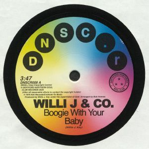 WILLI J & CO/RARE FUNCTION - Boogie With Your Baby