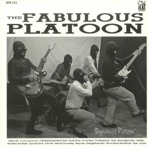 DYNAMITE PLATOON - The Fabulous Platoon