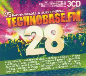 VARIOUS - Technobase FM Vol 28