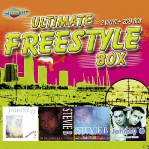 VARIOUS - Ultimate Freestyle Box