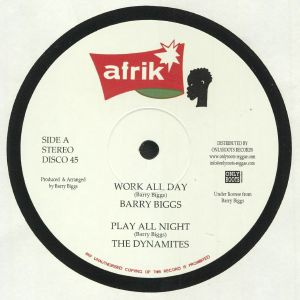 BIGGS, Barry/THE DYNAMITES/CLARENCE WEARS - Work All Day
