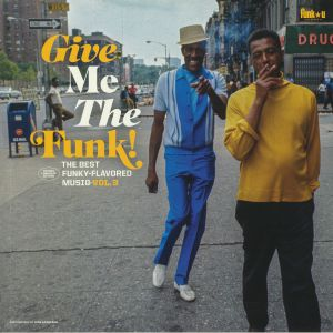 VARIOUS - Give Me The Funk! Vol 3