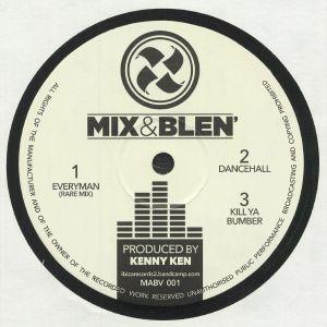 KEN, Kenny - Mix & Blen Vinyl Series 1