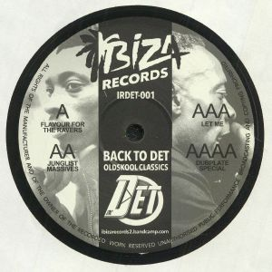 MC DET - Back To Det Oldskool Classics