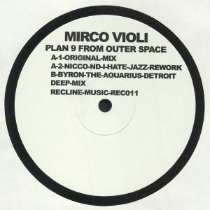 VIOLI, Mirco - Plan 9 From Outer Space