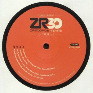 NEGRO, Joey/OPOLOPO/TW FUNKMASTERS/THE SUNBURST BAND - Joey Negro Presents 30 Years Of Z Records EP 3