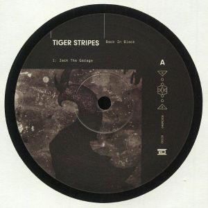 TIGER STRIPES - Back In Black EP