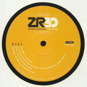 WILLIS, Doug/JOEY NEGRO/THE SUNBURST BAND/MID AIR - Joey Negro Presents 30 Years Of Z Records EP 2
