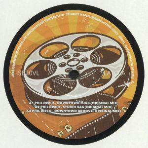 PHIL DISCO - Motor Disco EP