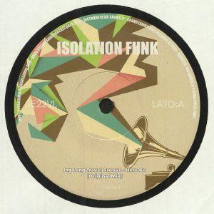 LTG LONG TRAVEL GROOVE/DJ MOY/FUNK O YA - Isolation Funk