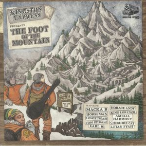 KINGSTON EXPRESS - The Foot Of The Mountain