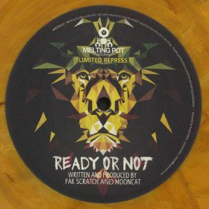 FAK SCRATCH/MOONCAT/KURSIVA - Ready Or Not