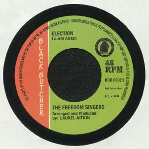 FREEDOM SINGERS, The/FLECE & THE LIVE SHOCKS - Election