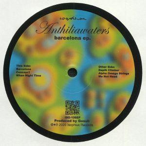 ANTHILIAWATERS - Barcelona EP