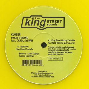 MOOD II SWING feat CAROL SYLVAN - Closer