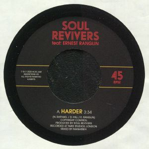 SOUL REVIVERS feat ERNEST RANGLIN - Harder
