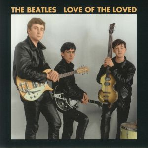BEATLES, The - Love Of The Loved EP