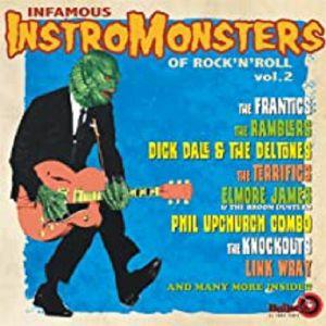 VARIOUS - Infamous Vol 1: Instromonsters Of Rock'n Roll
